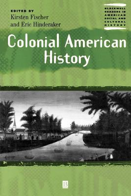 Colonial American History: Readings in Human Geography