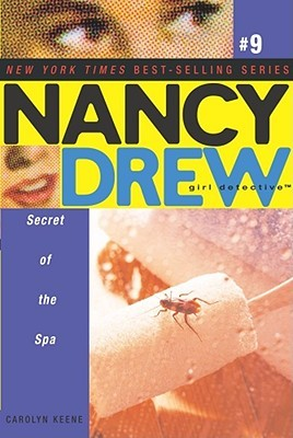 Secret of the Spa by Carolyn Keene