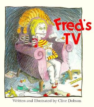 Fred's TV by Clive Dobson