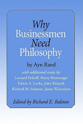 Why Businessmen Need Philosophy