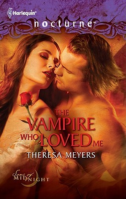 The Vampire Who Loved Me (Sons of Midnight, #2)