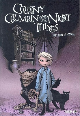 Courtney Crumrin and the Night Things (Courtney Crumrin #1)