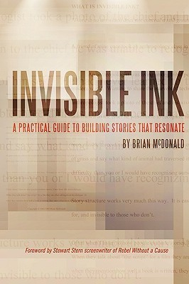 Invisible Ink by Brian  McDonald