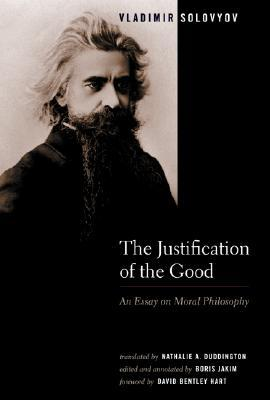 an essay on the noble science of self justification review