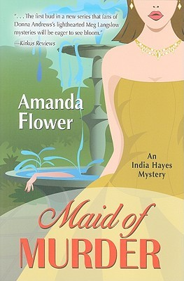 Maid of Murder (India Hayes Mystery #1)