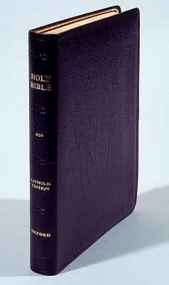 The Revised Standard Version Catholic Bible: Reader's Version