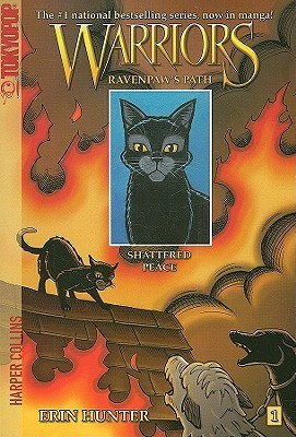 Shattered Peace by Erin Hunter