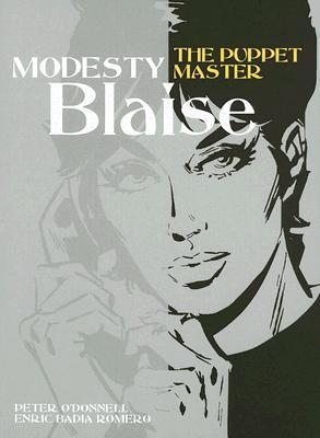 The Puppet Master (Modesty Blaise Graphic Novel Titan #8)