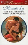 The Billionaire's Bride of Innocence (Three Rich Husbands, #3)