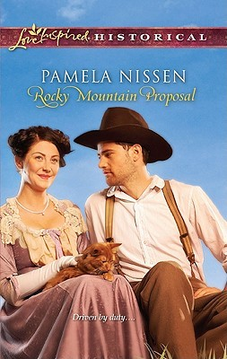 Rocky Mountain Proposal by Pamela Nissen