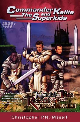 The Knight-Time Rescue of Commander Kellie