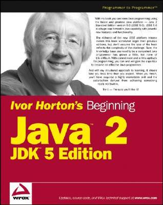 Ivor Horton's Beginning Java 2, JDK