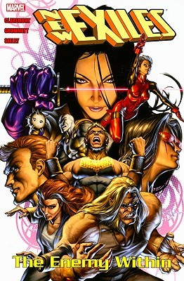 New Exiles - Volume 3 by Chris Claremont