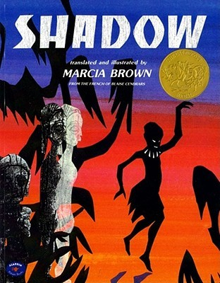 Shadow by Blaise Cendrars