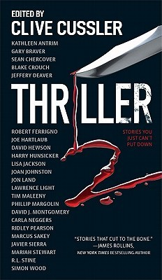 Thriller 2: Stories You Just Can't Put Down: Through a Veil Darkly\Ghost Writer\A Calculated Risk\Remaking\The Weapon