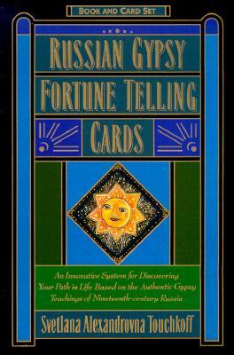 Russian Gypsy Fortune Telling Cards by Svetlana A. Touchkoff