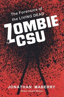Zombie CSU by Jonathan Maberry