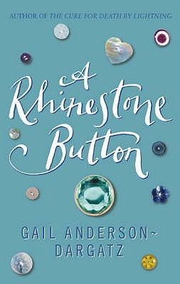 A Rhinestone Button