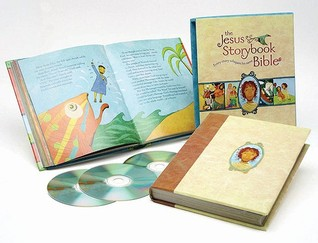 Jesus Storybook Bible Deluxe Edition [With CD (Audio)]