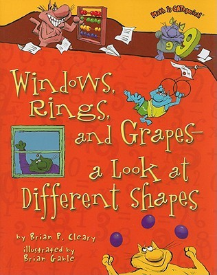 Windows, Rings, and Grapes—a Look at Different Shapes (Math Is Categorical)
