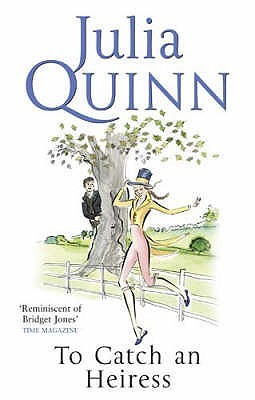 Post Thumbnail of Review: To Catch an Heiress by Julia Quinn
