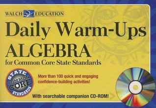 Algebra: Common Core State Standards [With CDROM]  by  Betsy Berry