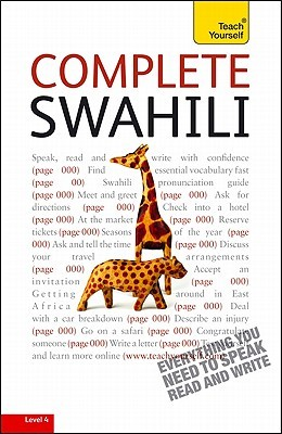 Complete Swahili  by  Joan Russell