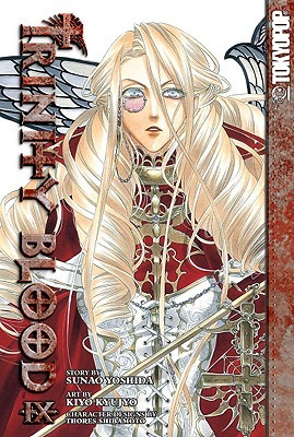 Trinity Blood, Vol. 9
