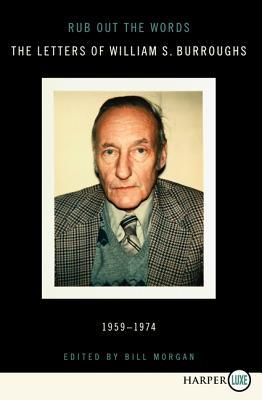 Rub Out the Words LP by William S. Burroughs
