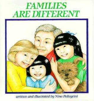 Download free Families Are Different RTF by Nina Pellegrini