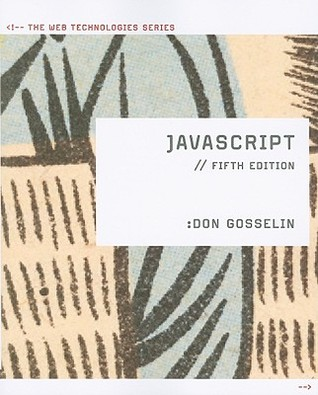 JavaScript by Don Gosselin