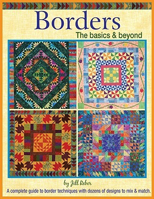 Borders by Jill Reber