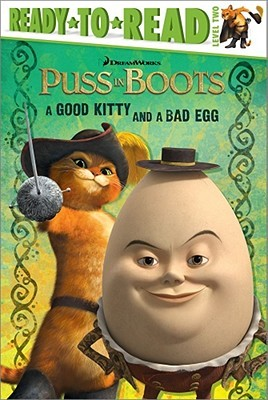 A Good Kitty and a Bad Egg by Ilanit Oliver