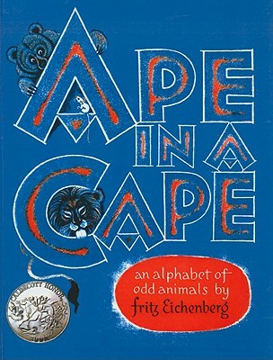 Ape in a Cape by Fritz Eichenberg