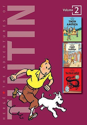 The Adventures of Tintin, Vol. 2 by Hergé