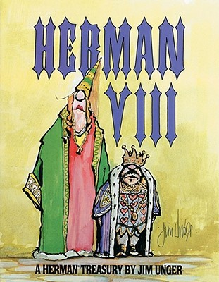 Herman VIII by Jim Unger