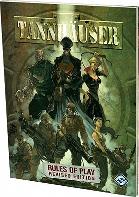 Tannhauser: Rules of Play