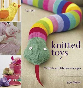 Knitted Toys by Zoe Mellor