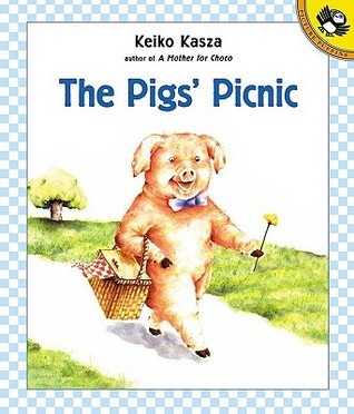 The Pigs' Picnic by Keiko Kasza