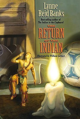Indian in the cupboard book report