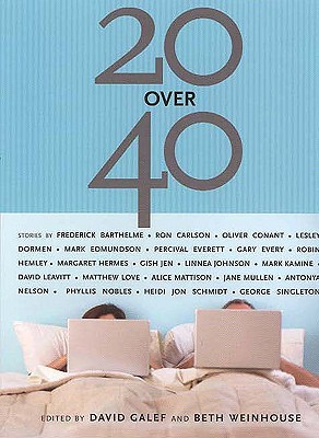 20 Over 40 by David Galef