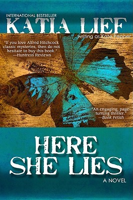 Here She Lies by Kate Pepper