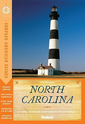 Compass American Guides: North Carolina, 5th Edition