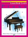 Alfred's Basic Piano Course Lesson Book, Bk 4