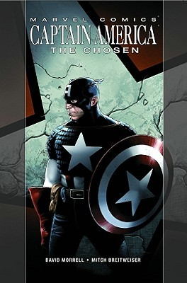 Captain America by David Morrell
