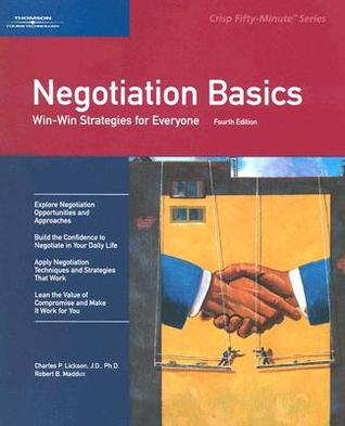 Negotiation Basics: Win-Win Strategies for Everyone