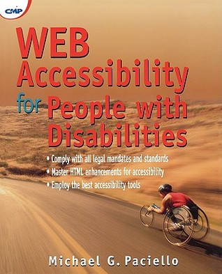 Web Accessibility for People with Disabilities Web Accessibility for People with Disabilities