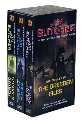 Jim Butcher Box Set #2 by Jim Butcher