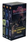 Jim Butcher Box Set #2 (Dresden Files, #4-6)
