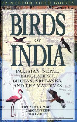Birds of India by Richard Grimmett